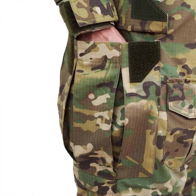 GIENA Брюки тактические GC MOD 2 с жёсткими наколенниками (TBGC22), фото 11