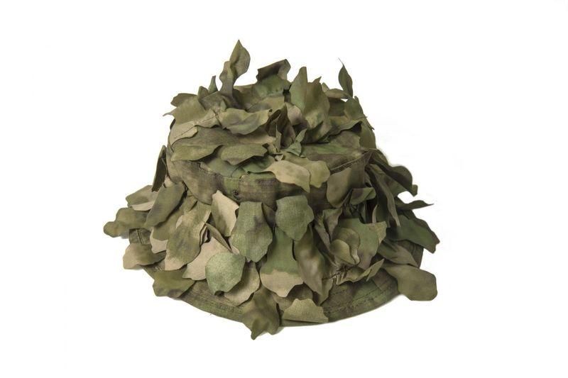 STICH PROFI Панама летняя маскировочная с листьями, фото 1
