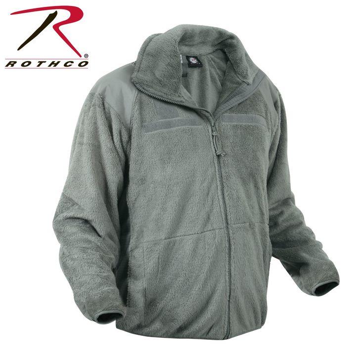 Rothco Кофта Generation III Level 3 ECWCS Fleece Jacket (9739), фото 1