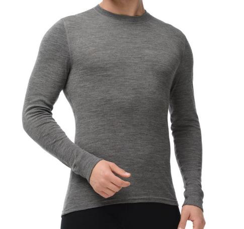NORVEG Футболка мужская Soft Shirt дл. рукав,, фото 1