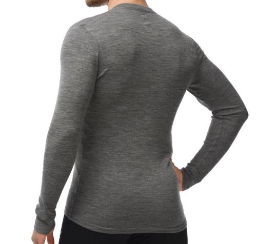 NORVEG Футболка мужская Soft Shirt дл. рукав,, фото 2