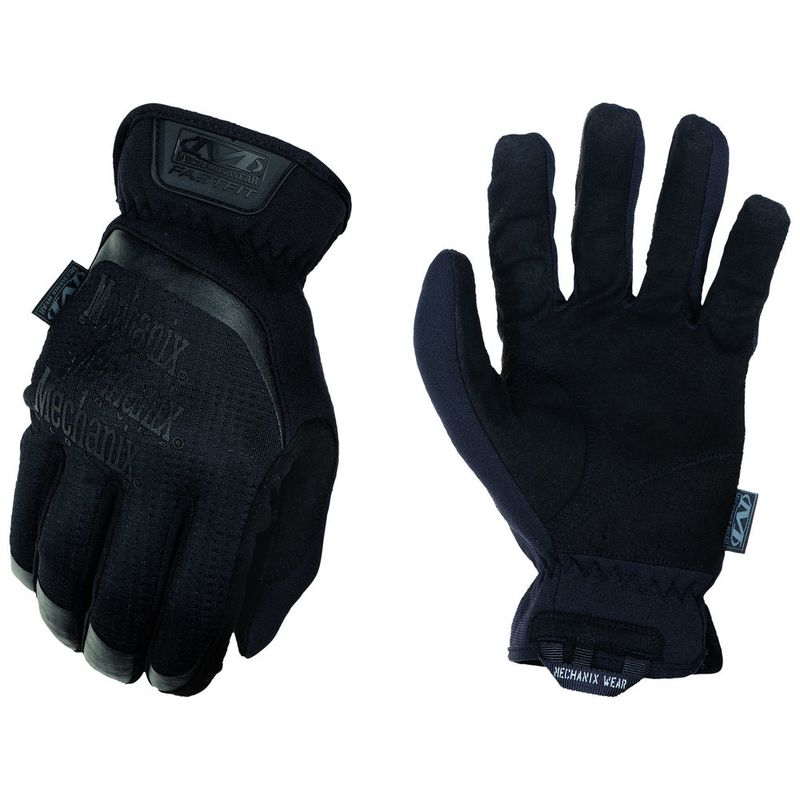 Перчатки Mechanix FASTFIT Black  FFTAB-55, фото 3