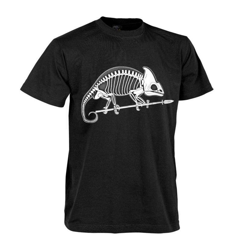 Helikon-Tex Футболка Cotton (Chameleon skeleton) T-Shirt (TS-SKC-CO), фото 1