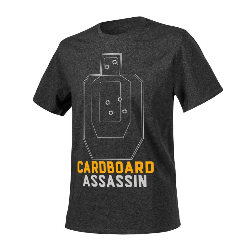 Helikon-Tex ФутболкаT-Shirt (Cardboard Assassin) (TS-CAS-CO), фото 1