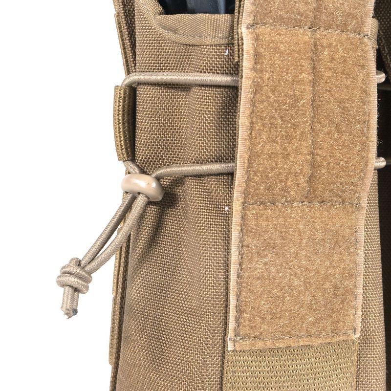 STICH PROFI Подсумок облегченный на 4 магазина АК 5,45 мм и 7,62 мм, фото 3