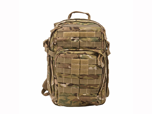 Рюкзак RUSH 12 BACKPACK (56954-169), цвет MULTICAM, фото 2