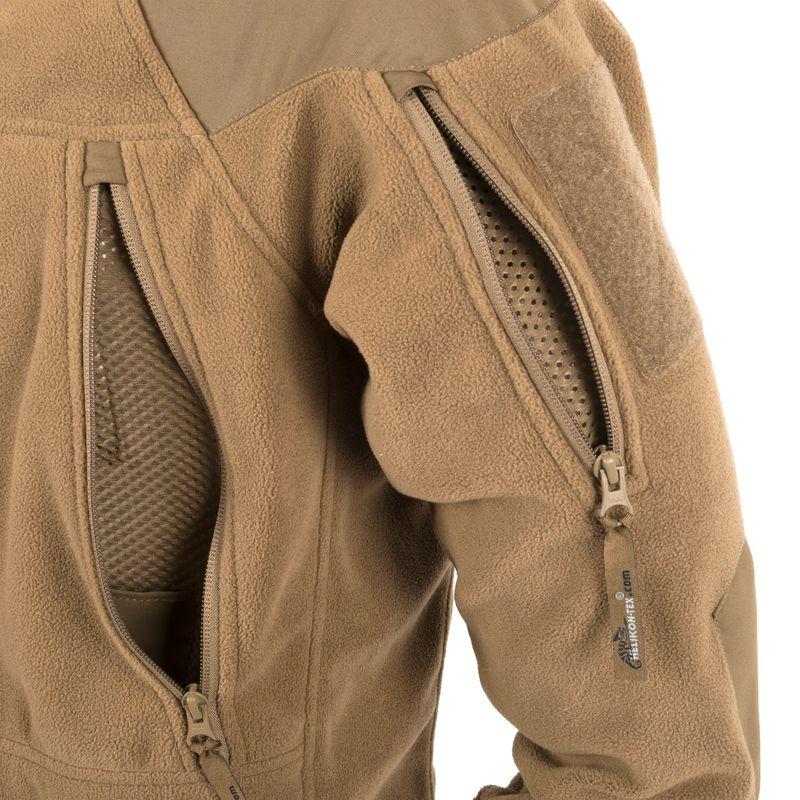 Helikon-Tex Куртка STRATUS® Jacket - Heavy Fleece (BL-STC-HF), фото 5