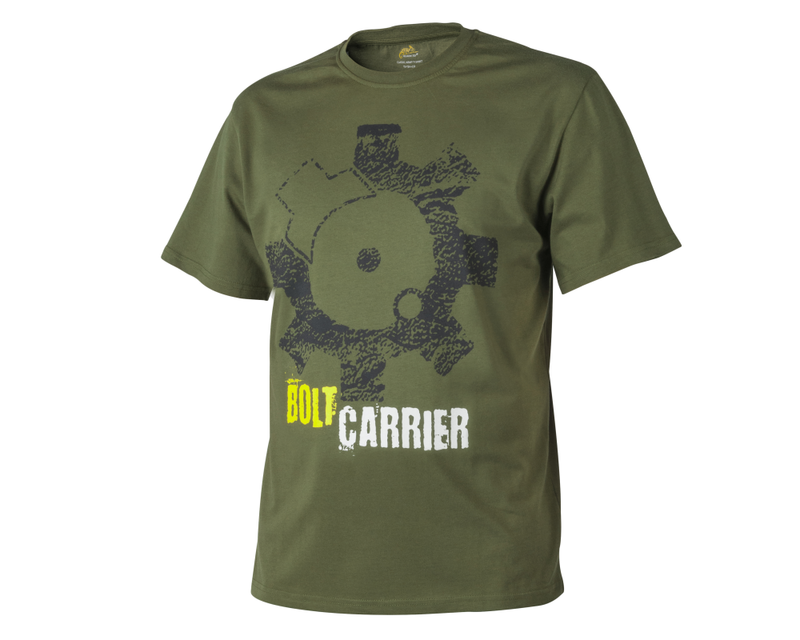 Helikon-Tex Футболка Cotton (Bolt Carrier) T-Shirt (TS-BCR-CO), фото 3