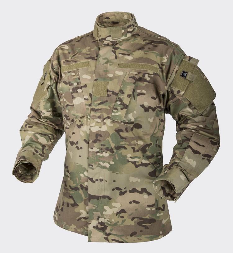 Helikon-Tex Рубаха ACU (Army Combat Uniform Shirt) (BL-ACU-PR), фото 2