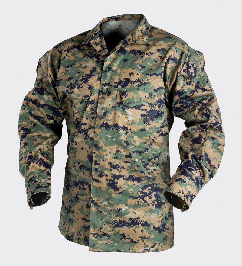 Helikon-Tex Куртка USMC Shirt (BL-USM-PT), фото 2