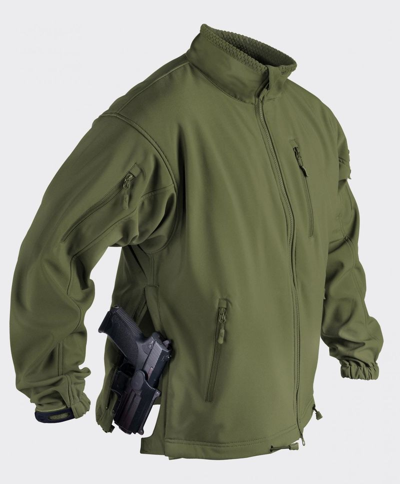 Helikon-Tex Куртка QSA Jackal (BL-JCK-FS), фото 2