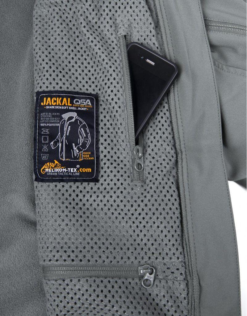 Helikon-Tex Куртка QSA Jackal (BL-JCK-FS), фото 5