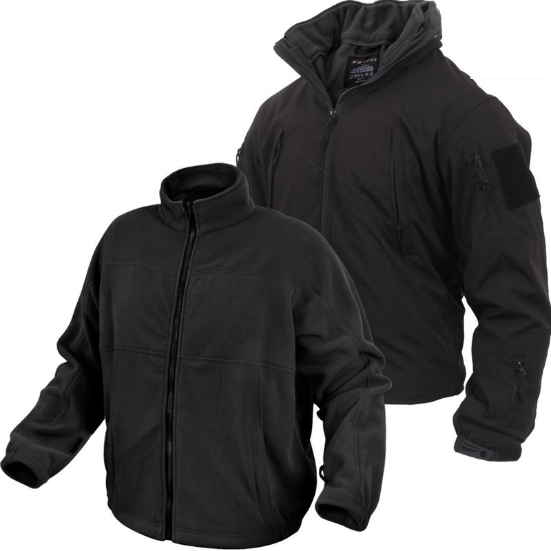 Rothco Куртка 3-in-1 Spec Ops Soft Shell Jacket (3943), фото 2