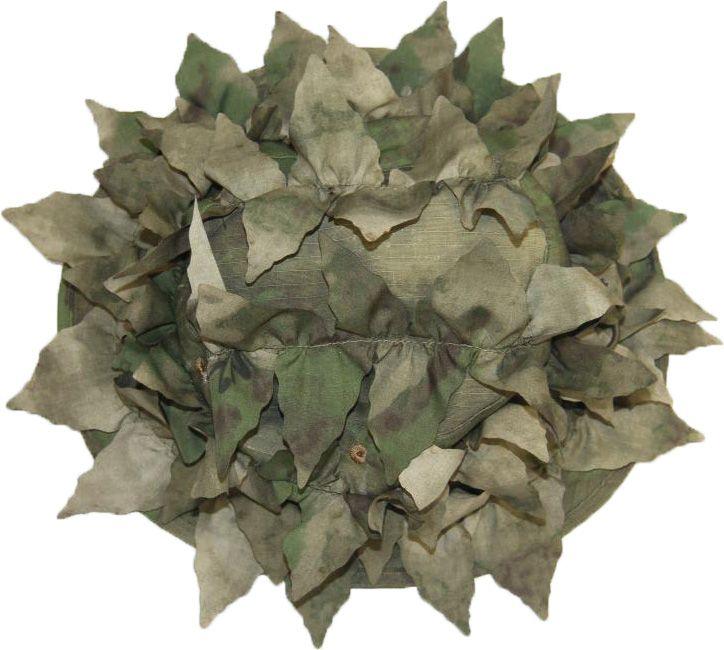 STICH PROFI Панама летняя маскировочная с листьями, фото 2