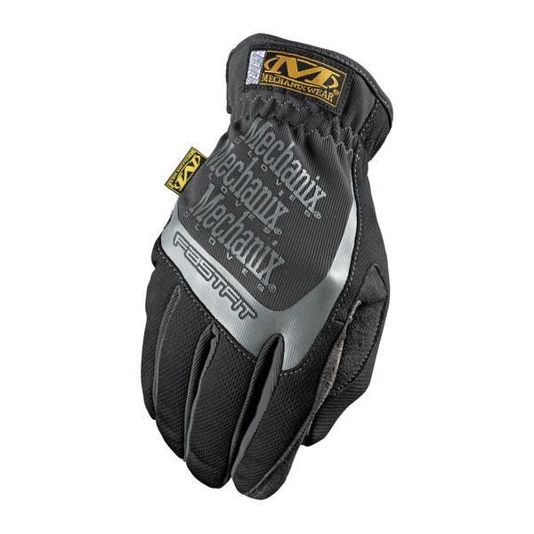 Перчатки Mechanix FastFit, черные, (MFF-05-BLK), фото 2