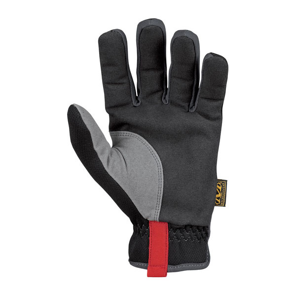 Перчатки Mechanix FastFit, черные, (MFF-05-BLK), фото 3