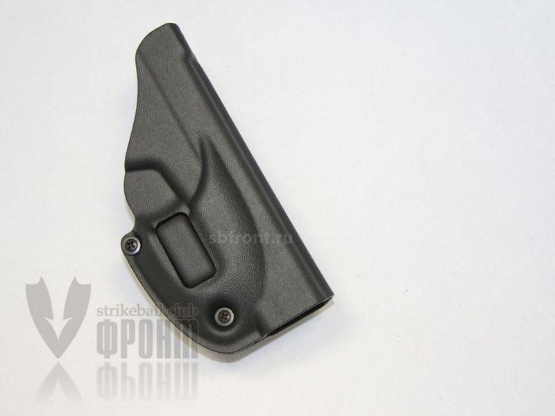 STICH PROFI Кобура Glock17 №35 закрытая с мех. фиксацией и замком Tek-Lok  (пластик) (7335), фото 4