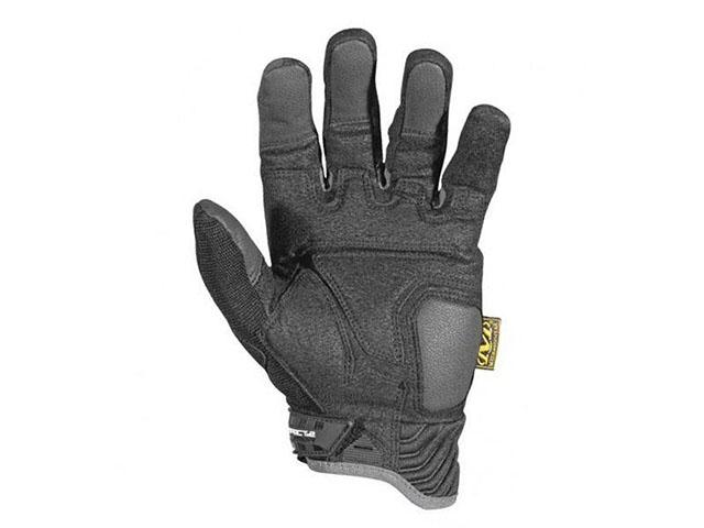 Перчатки Mechanix M-Pact II Covert, черные, (MP2-55), фото 3