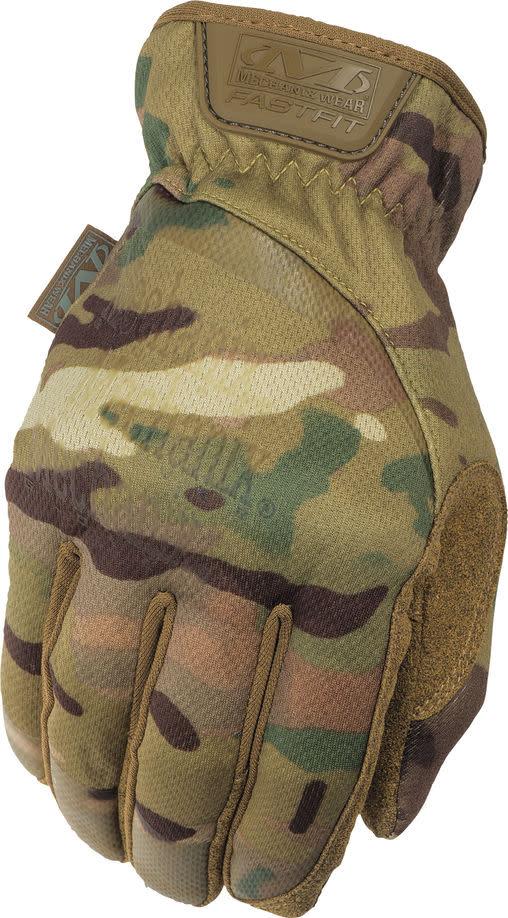Перчатки Mechanix Tactical FastFit Multi-Cam NEW, цвет мультикам, (FFTAB-78), фото 2