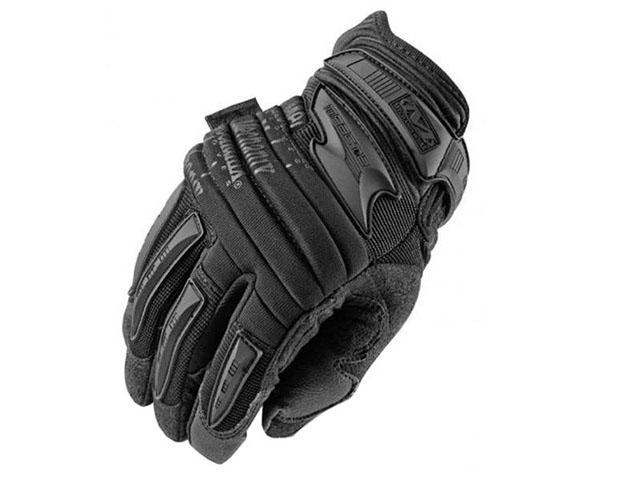 Перчатки Mechanix M-Pact II Covert, черные, (MP2-55), фото 2
