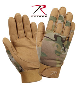 Перчатки ROTHCO LIGHTWEIGHT ALL PURPOSE DUTY, фото 2