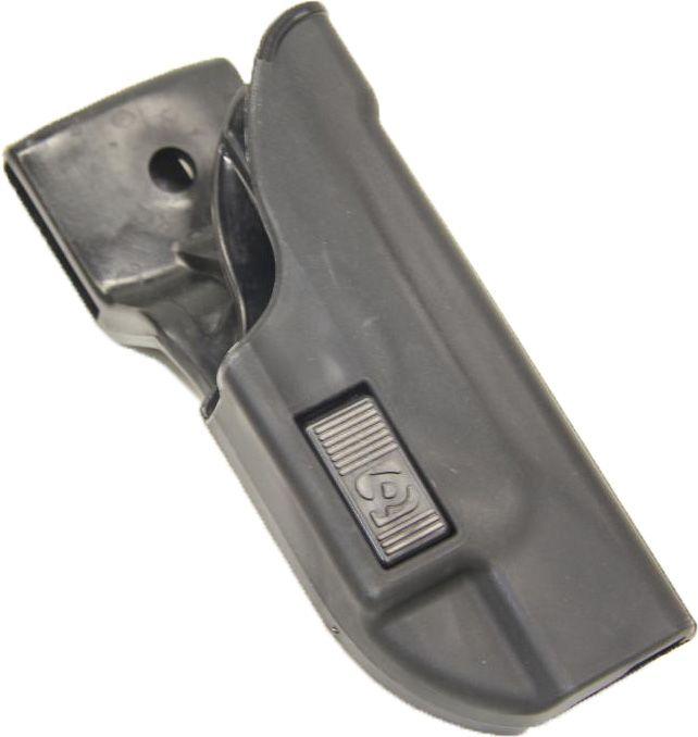STICH PROFI Кобура Glock 17 Альфа пластиковая с полицейским креплением (27342020), фото 2