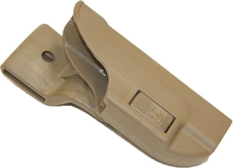 STICH PROFI Кобура Glock 17 Альфа пластиковая с полицейским креплением (27342020), фото 3