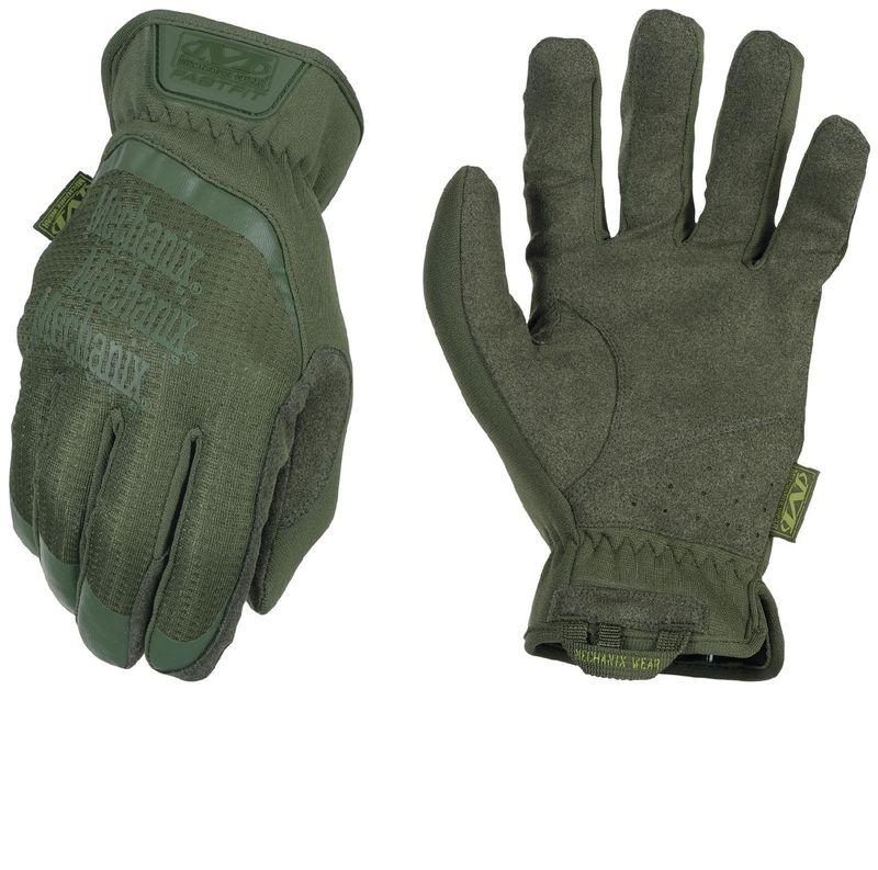 Перчатки Mechanix FASTFIT Olive  FFTAB-60, фото 2