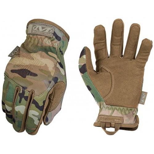 Перчатки Mechanix Tactical FastFit, Multi-Cam (MFF-78), фото 2