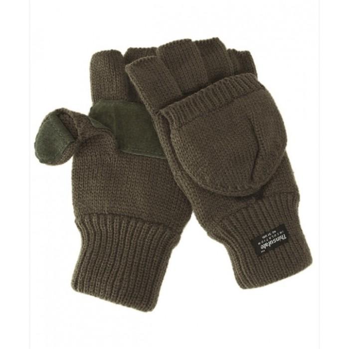 Перчатки-варежки MIL-TEC акриловые, фото 2