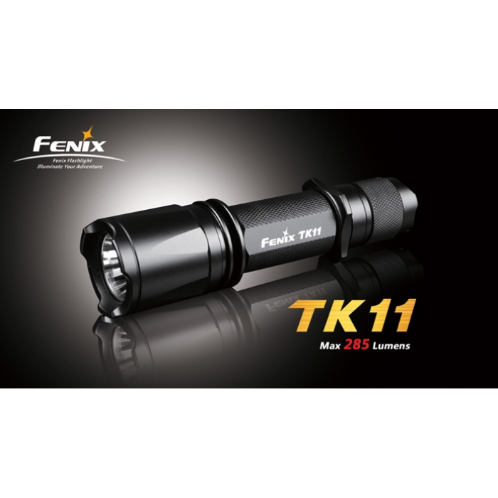 Fenix Тактический фонарь ТК11 Cree XP-G LED Premium R5, фото 2
