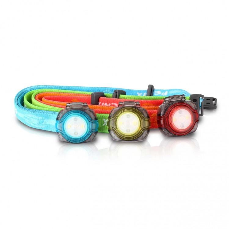 Fenix Налобный фонарь HL05 White/Red LEDs (красный), фото 2