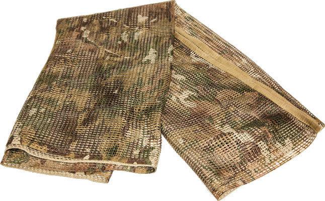 Маскировочный шарф-сетка Multicam, фото 2
