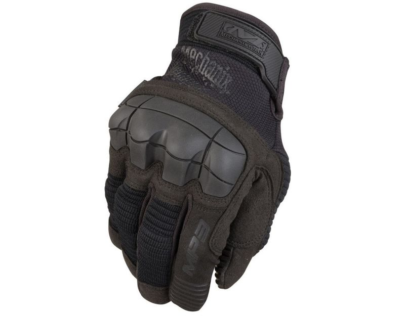 Перчатки Mechanix M-Pact 3 черные (MP3-55), фото 2