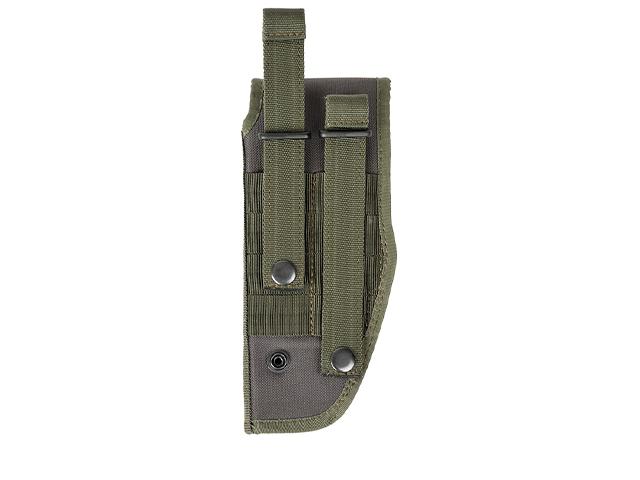 STICH PROFI Кобура Glock 17,19  закрытая для (molle) (3578), фото 4