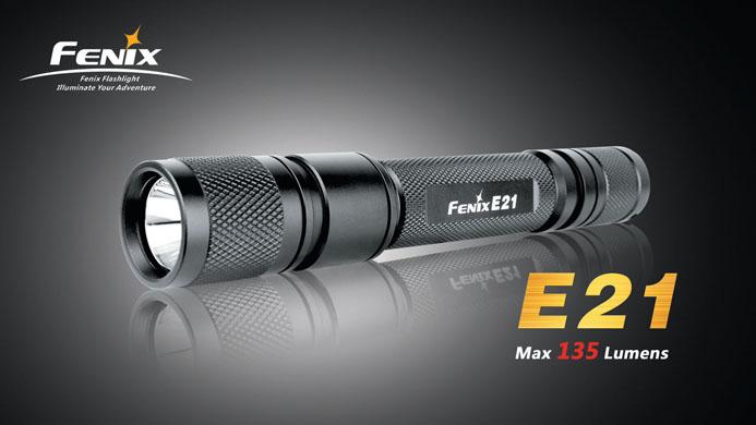 Fenix Фонарь E21 R2, фото 2