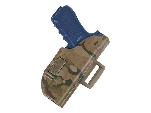 STICH PROFI Кобура ПМ, ПММ Альфа пластиковая с поясным креплением, фото 5