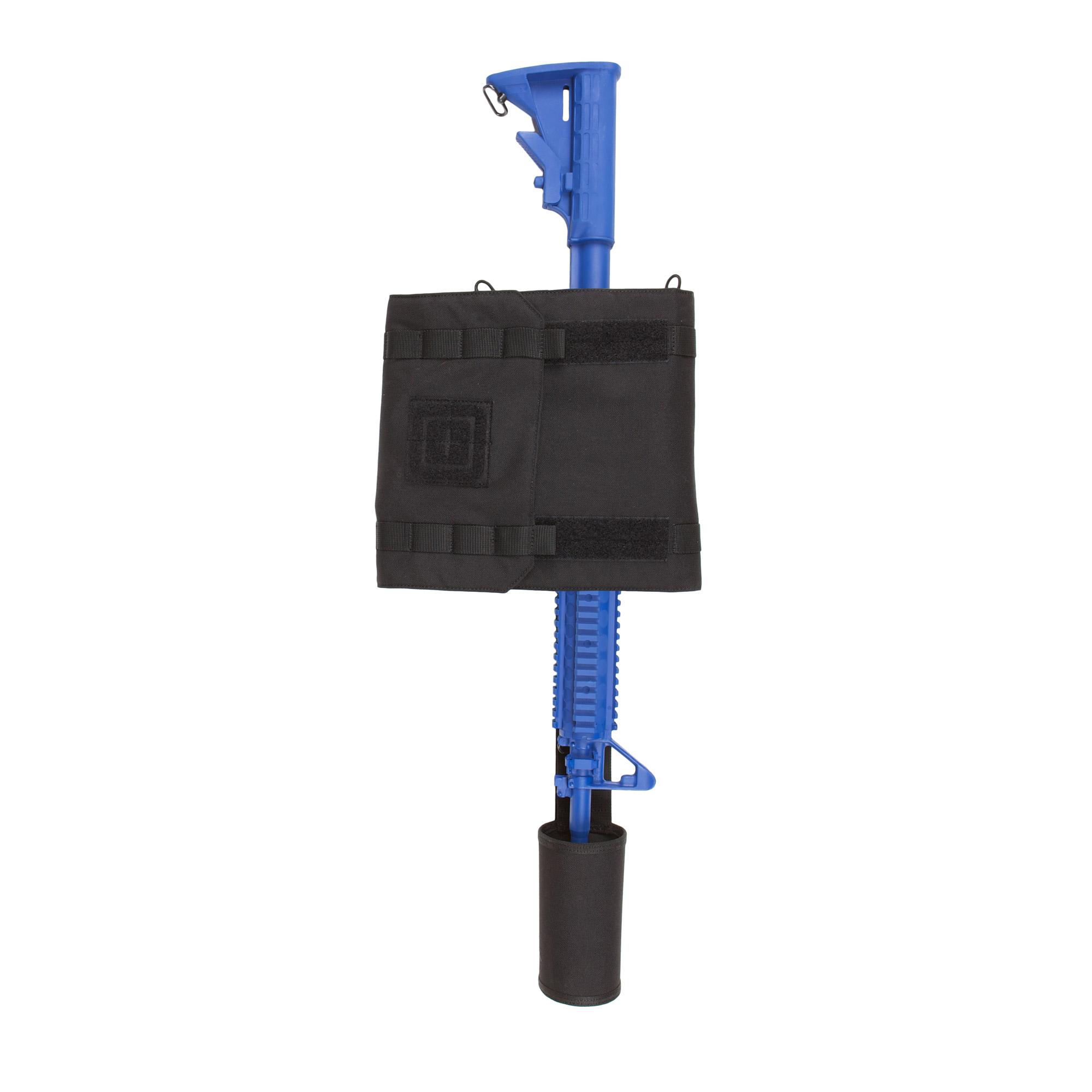 Многофункциональная система крепления ружья, RUSH TIER RIFLE SLEEVE, цвет BLACK (56086-019), фото 2