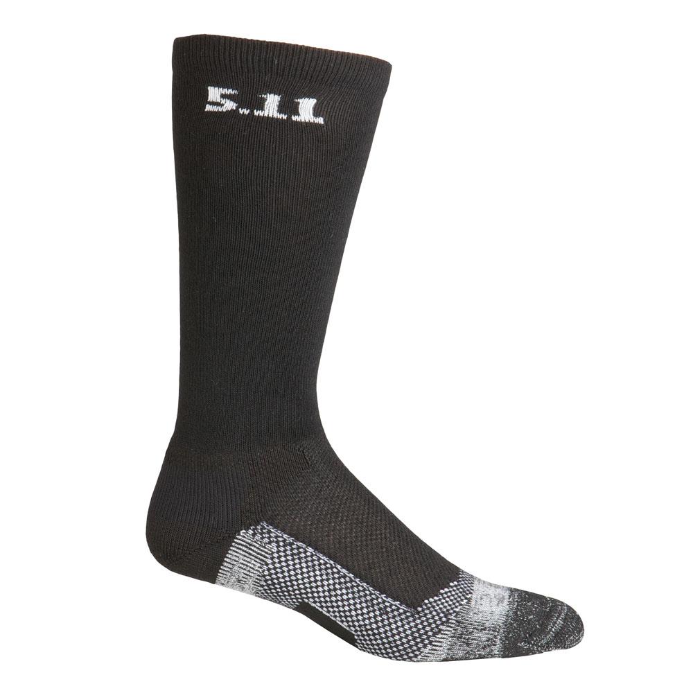 """Носки LEVEL 1, 9"""", цвет BLACK, размер L (59048-019-L), фото 2"""