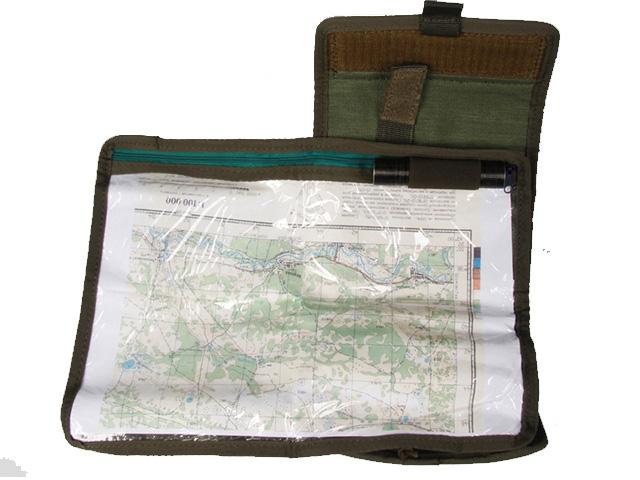 STICH PROFI Малый полевой планшет (molle), фото 5
