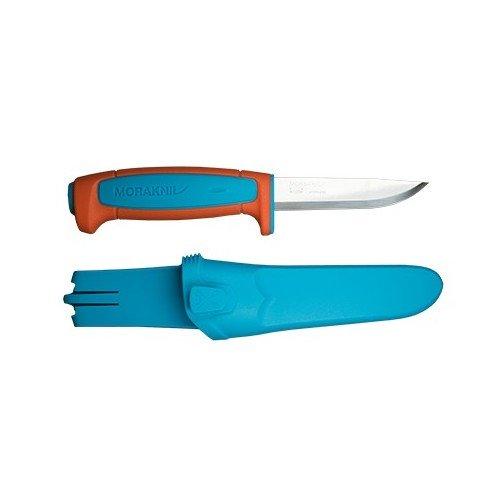 Нож Morakniv 546, нержавеющая сталь, оранжевый, фото 2