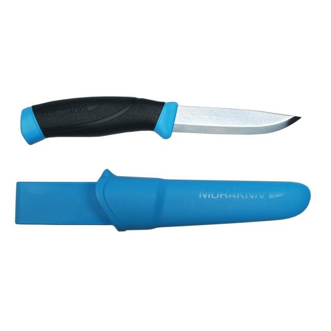 Нож Morakniv Companion Blue, нержавеющая сталь, фото 2