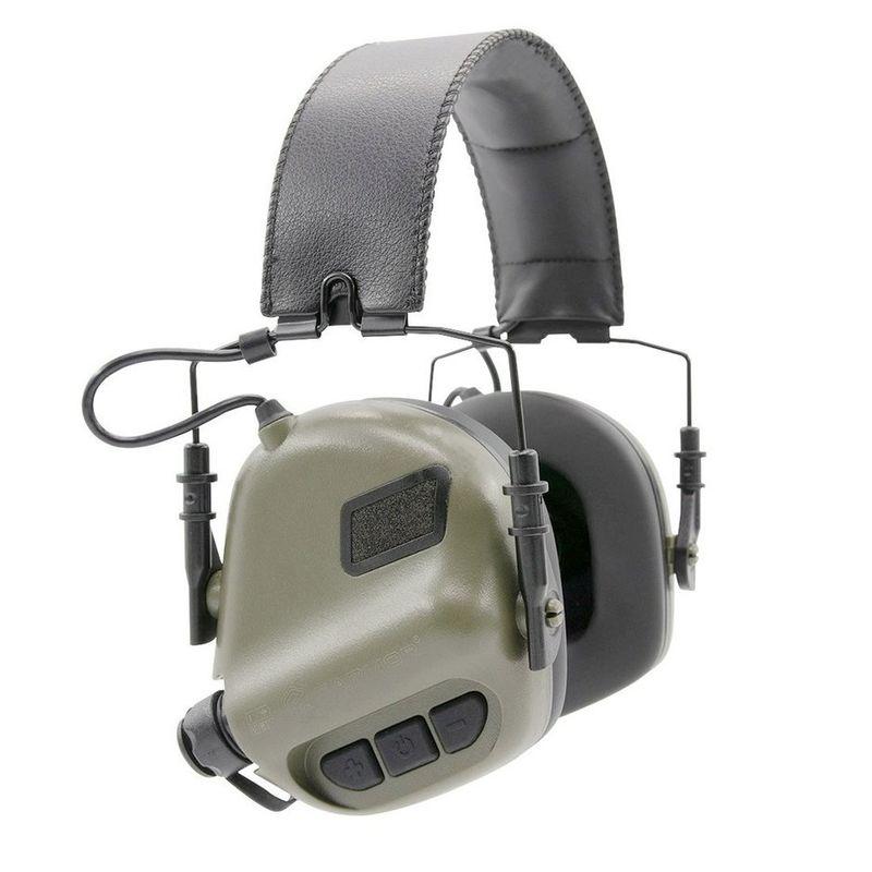 Наушники активные EARMOR ME4 GN гелевые амбушюры, фото 3