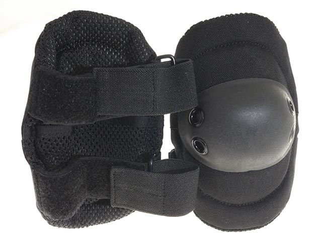 Strike Systems Защита локтей SWAT, черные, фото 3