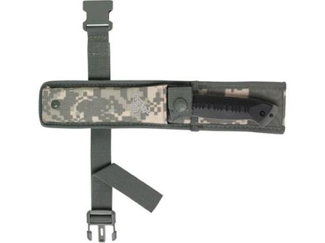 Нож Gerber Tactical Warrant Fixed Blade Tanto SE, нержав. сталь с оксидным покр, блистер, 31-000560, фото 5