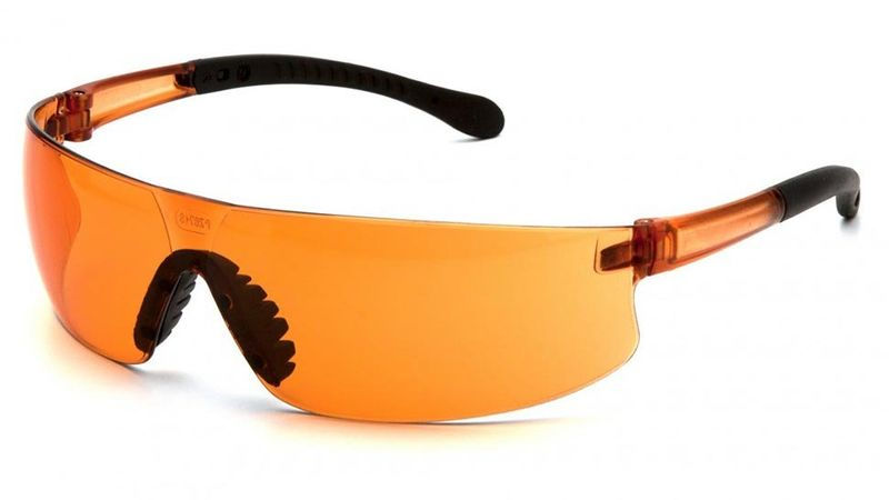 Очки PYRAMEX Provoq с оранжевыми линзами (S7240S), фото 2