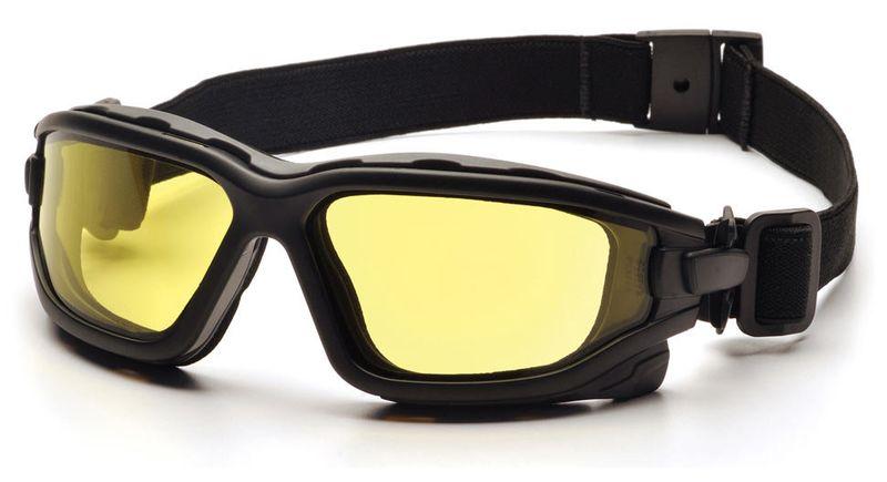 Очки PYRAMEX I-FORCE Slim с желтыми  (RVGSB7030SDNT), фото 2