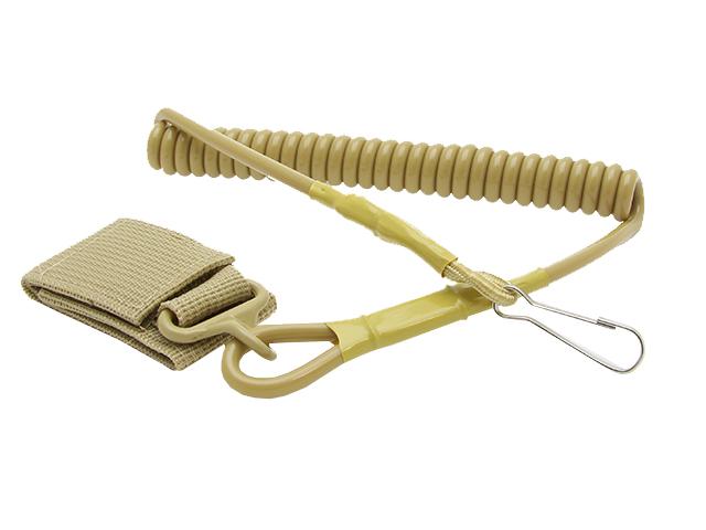 Ремень пистолетный страховочный, TAN (6792-317-TAN), фото 2
