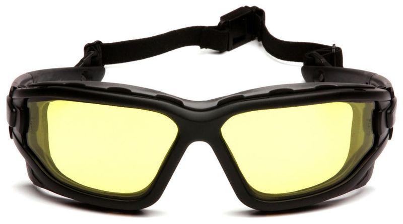 Очки PYRAMEX I-FORCE желтые (RVGSB7030SDT), фото 3