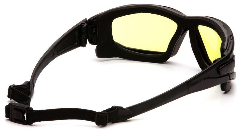 Очки PYRAMEX I-FORCE желтые (RVGSB7030SDT), фото 4